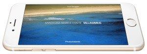 Villasimius eBook su iPhone 6 Plus