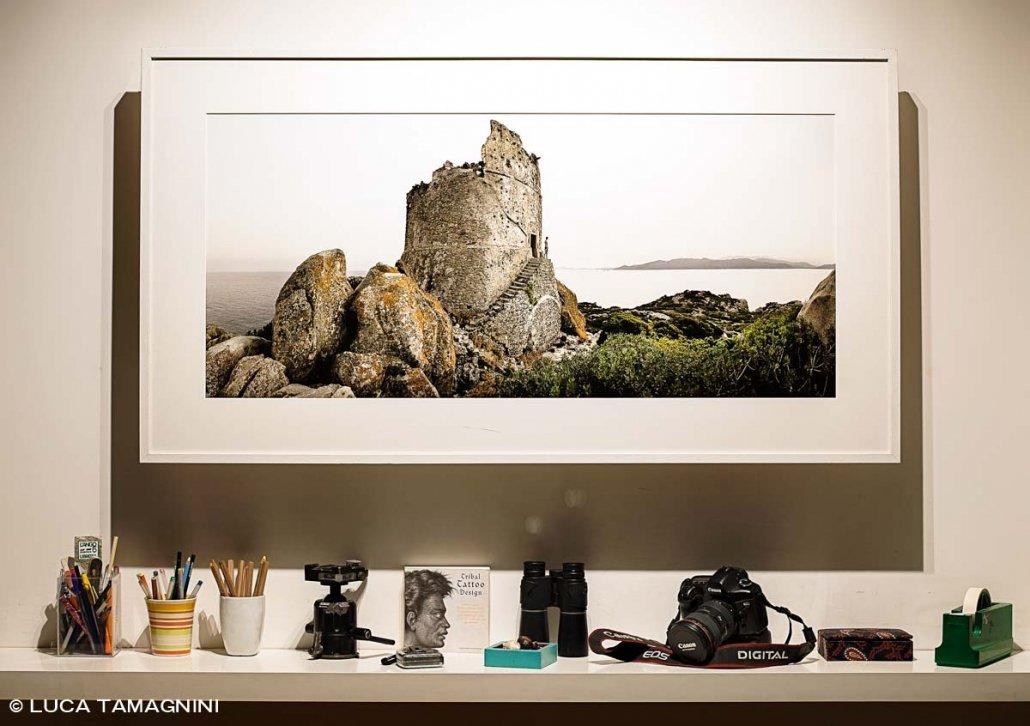 Sardegna, Isola di Serpentara, Torre San Luigi / Luca Tamagnini Catalogo 2012-009