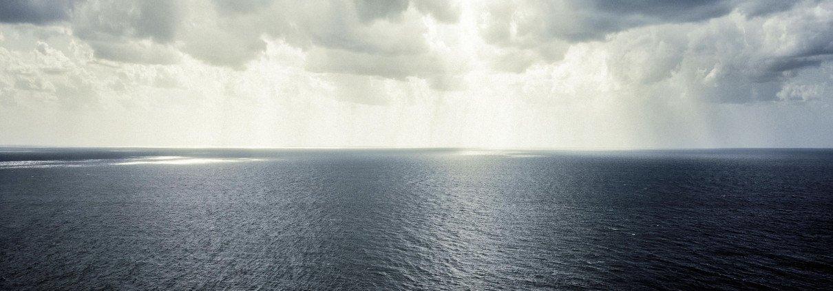 Mare e Cielo di Capri, 2008 - Fotografia fine art - Foto di Luca Tamagnini
