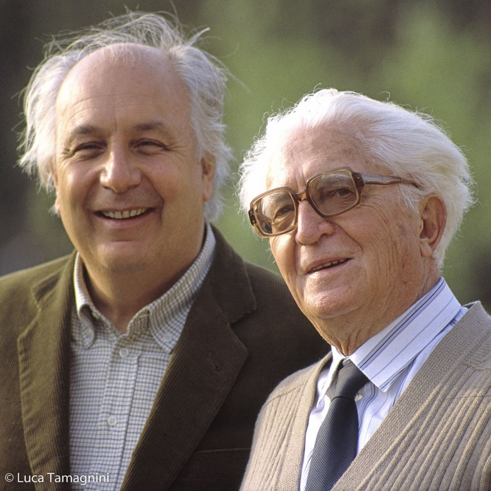 Folco Quilici e Fernand Braudel, Umbria, Ficulle 1981