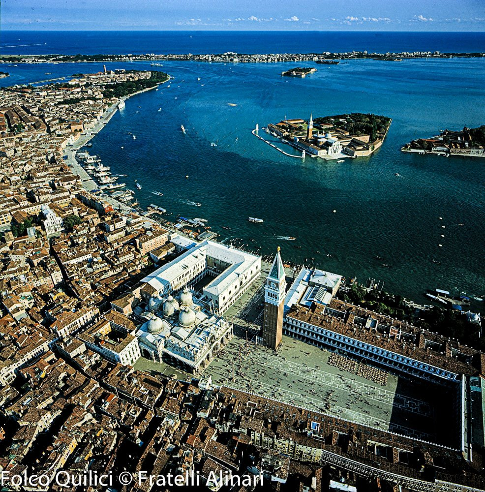 Folco Quilici, Italia dal Cielo, Venezia 1968 - © Fratelli Alinari