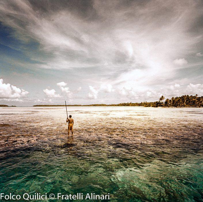 Folco Quilici, Polinesia, Atollo di Rangiroa 1958 - © Fratelli Alinari