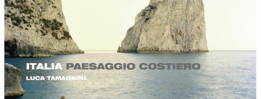 Copertina del libro fotografico Italia Paesaggio Costiero di Luca Tamagnini - © 2018 Photoatlante