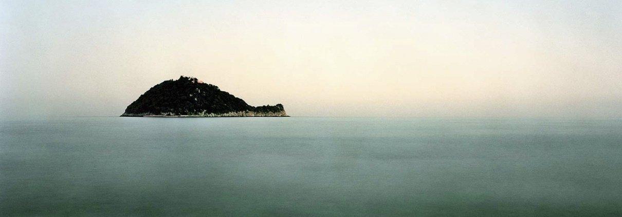 Isola Gallinara 2018 - Fotografia di Luca Tamagnini - 135x110cm