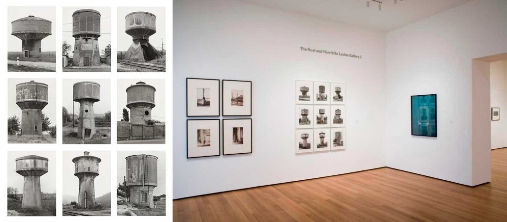 Bernd Becher, Hilla Becher - Water Towers - 1988