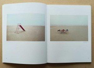 Luigi Ghirri, Kodachrome, 1978 - Nelle due pagine: Lido di Spina 1974 - Riedizione MACK 2017