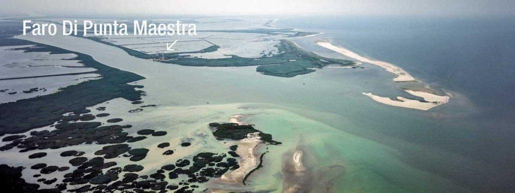 Delta del Po 1990 - Fotografia di Luca Tamagnini