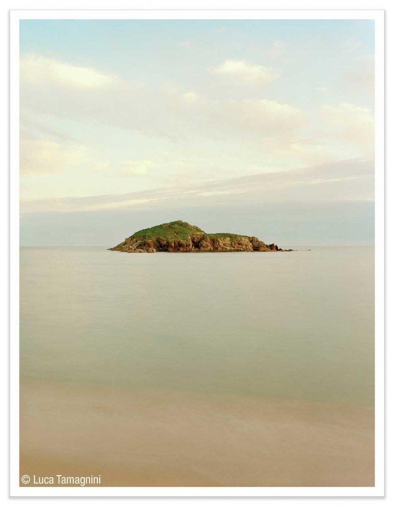Chia, Isola Su Giudeu, 2019 - Foto di Luca Tamagnini - 100x130cm
