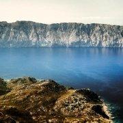 Isole di Tavolara e Molara dal cielo / Luca Tamagnini Catalogo 1993-024