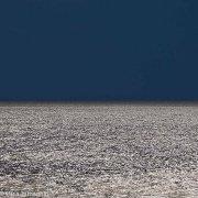 Golfo di Gagliari, 2013 - Trittico Mare Cielo N°2 30x30cm - © Luca Tamagnini