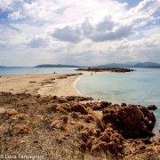 Sardegna, Isola di Tavolara, Spiaggia del Passetto a Spalmatore di Terra / Luca Tamagnini Catalogo 2006-016