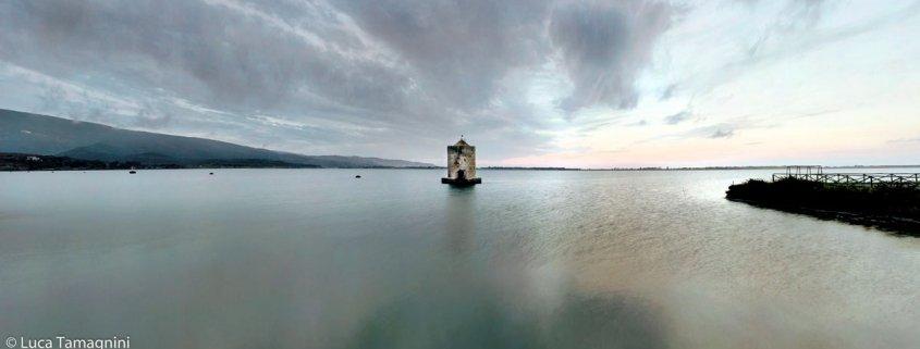 Laguna di Orbetello 2016 - Fotografia fine art di Luca Tamagnini