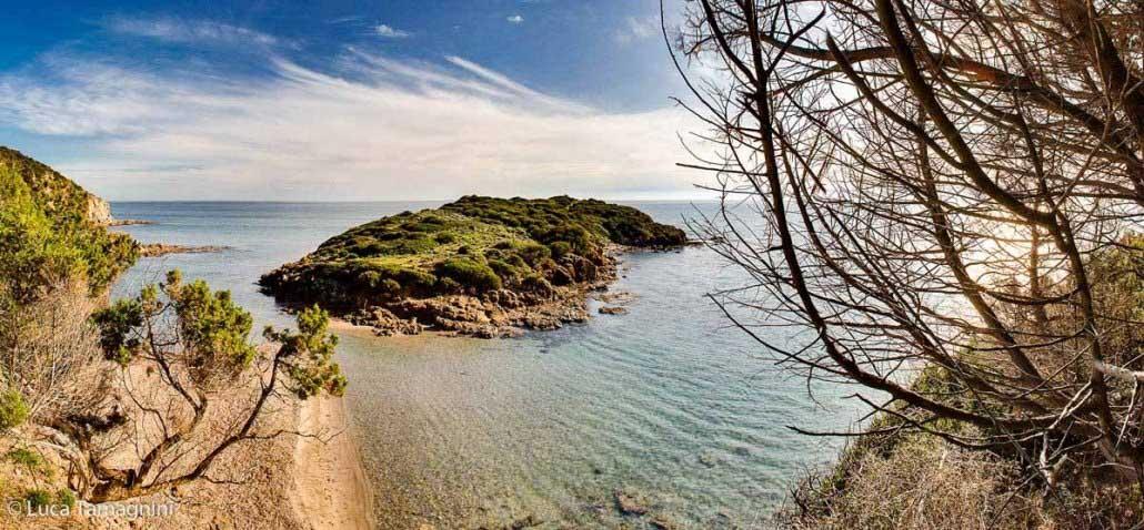 Sardegna, Chia, Isola Su Cardolinu - Foto di Luca Tamagnini