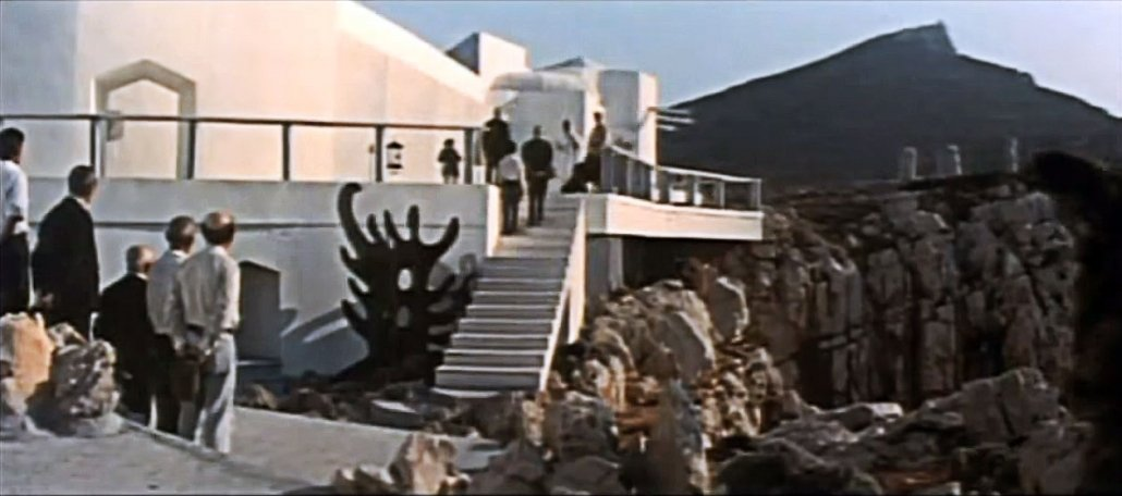 BOOM (1968) Elizabeth Taylor Richard Burton trailer