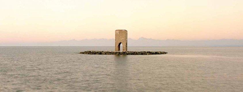Luca Tamagnini Catalogo 2017 043 Livorno Torre della Meloria