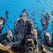 Capo Vaticano dal cielo (foto aerea) (Categoria Foto Mare Calabria)