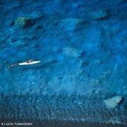 Foto Mare Sicilia. Isole Eolie Isola di Lipari Spiaggia Acquacalda