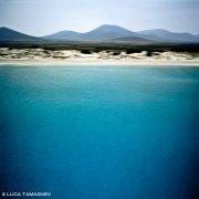 Sardegna, Porto Zafferano dal cielo (foto aerea) / Luca Tamagnini Catalogo 1992-005