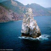 Sardegna, Portu Banda Scogli L'Agusteri dal cielo (foto aerea) / Luca Tamagnini Catalogo 1992-024