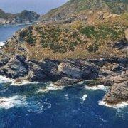 Sardegna, Capo dell'Argentiera dal cielo (foto aerea) / Luca Tamagnini Catalogo 1992-053