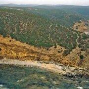 Sardegna, Punta Su Coviu dal cielo (foto aerea) / Luca Tamagnini Catalogo 1992-064