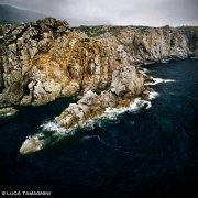 Sardegna, Capo Pecora dal cielo (foto aerea) / Luca Tamagnini Catalogo 1992-065