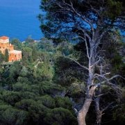 Ventimiglia, Mortola Villa Hambury