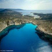 Isola dell'Asinara Cala Sgombro di Fuori dal cielo / Luca Tamagnini Catalogo 2002-013