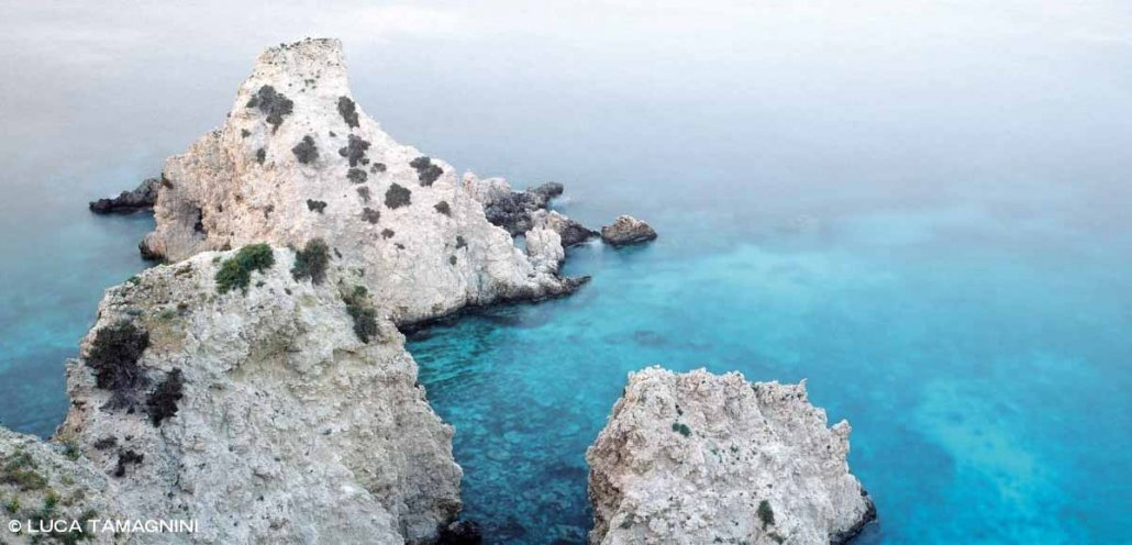 Isole Tremiti Isola di San Domino Scogli I Pagliai