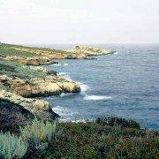 Isole Tremiti Faro dell'Isola di Capraia (Caprara)
