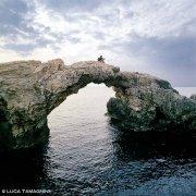 Isole Tremiti, Isola di Capraia (Caprara) Architiello