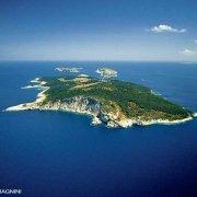 Isole Tremiti dal cielo