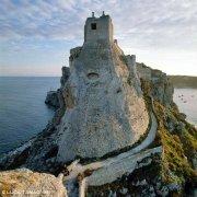 Isole Tremiti Torre del Cavaliere di San Nicola