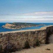 Isole Tremiti Isola di Capraia vista da San Nicola