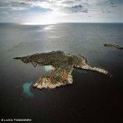 Favignana Isola Preveto dal cielo