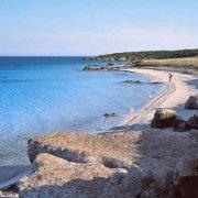 Sardegna, Isola di Mal di Ventre Spiaggia Le Saline / Luca Tamagnini Catalogo 2004-006