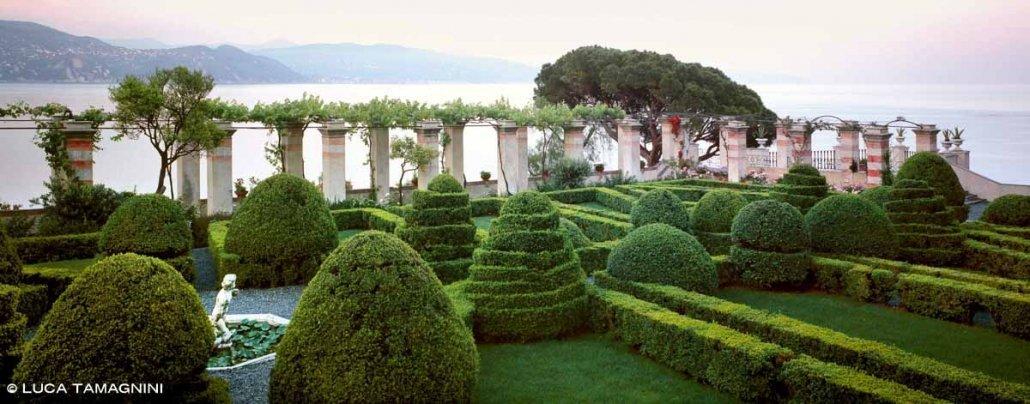 Foto Mare Liguria. La Cervara, Abbazia di San Girolamo al Monte di Portofino