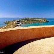 Sardegna, Capo San Marco visto dalla Torre di San Giovanni di Sinis / Luca Tamagnini Catalogo 2004-016