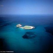 Area Marina Protetta di Torre Guaceto Scogli di Apani dal cielo