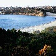 Sardegna, Isola di La Maddalena, Spiaggia Monti d'à Rena / Luca Tamagnini Catalogo 2005-008