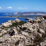 Sardegna, Capo d'Orso dal cielo (foto aerea) / Luca Tamagnini Catalogo 2005-012