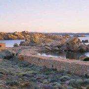 Album Arcipelago di La Maddalena, Isola di Razzoli Cala Lunga approdo del faro / Luca Tamagnini Catalogo 2005-036