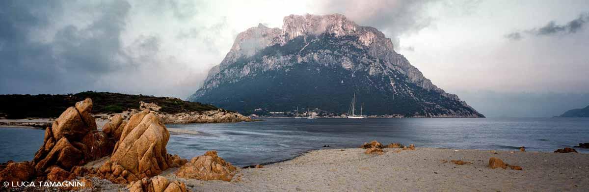 Tavolara, Spalmatore di Terra, istmo Passetto / Luca Tamagnini Catalogo 2006-014