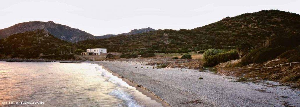 Villasimius il mare e la Spiaggia Is Cuccureddus Casa Soru