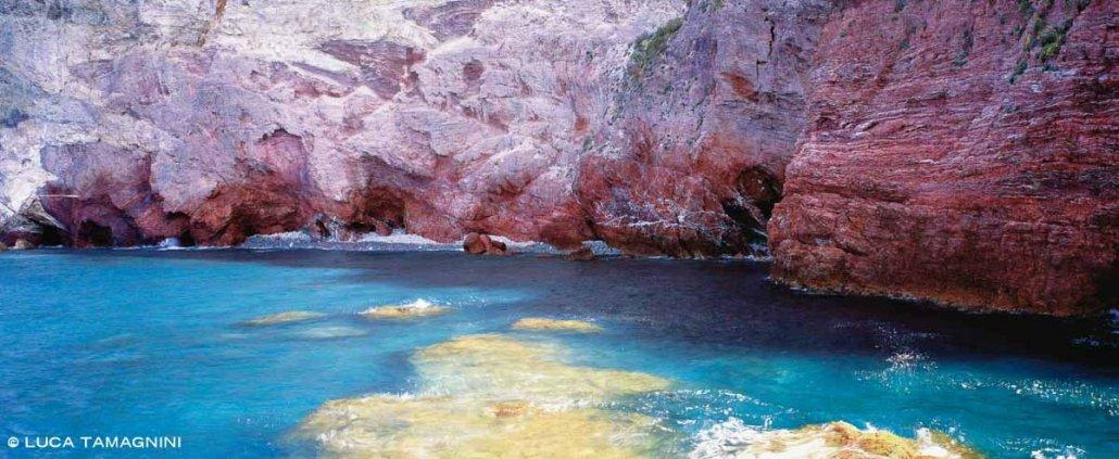 Foto Mare Liguria. Campiglia Le Rosse nel Parco Nazionale delle Cinque Terre