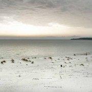 Sardegna, spiaggia e Dune di Porto Pino sullo sfondo il mare / Luca Tamagnini Catalogo 2008-003