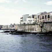 Siracusa lungomare di Ortigia