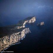 Sardegna, Capo Caccia e Foradada dal cielo / Luca Tamagnini Catalogo 2008-026