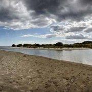 Sardegna, Foce del Rio Berchida
