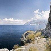 Penisola Sorrentina, rovine archeologiche della Villa Romana di Capo Sorrento
